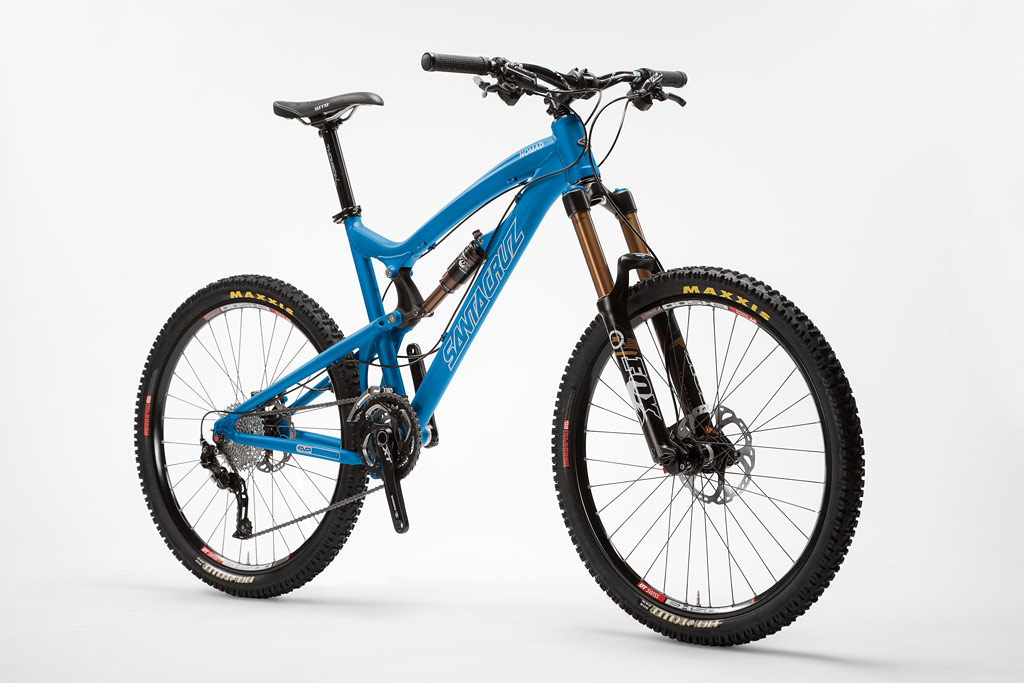 Santa Cruz S New Custom Color Choice Program Mtbr Com