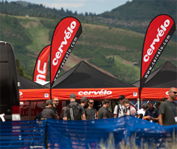 Cervelo Booth