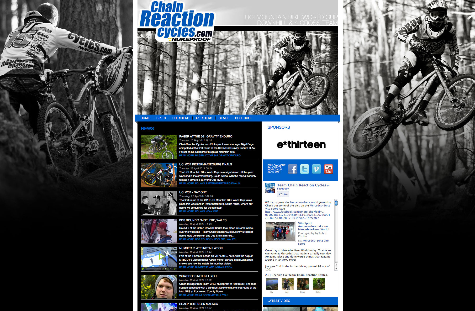 ChainReactionCycles.com/Nukeproof Website