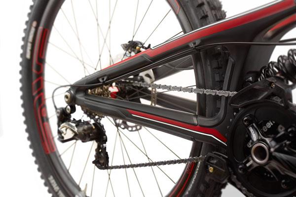 Santa Cruz Bikes V10c