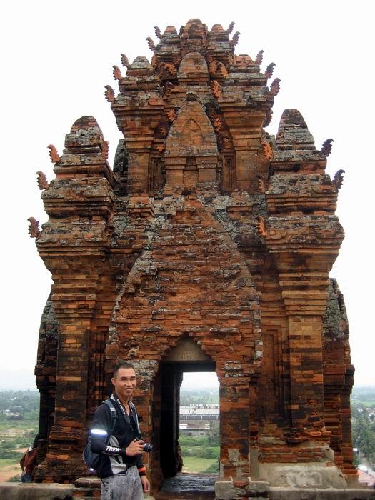 Cuong at Champa
