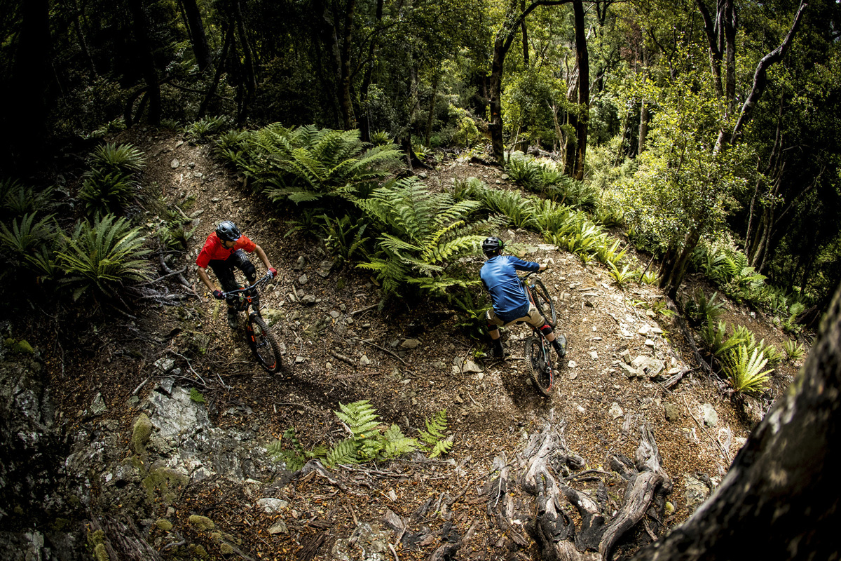 Chasing Trail: New Zealand gnar with Fairclough and Neethling