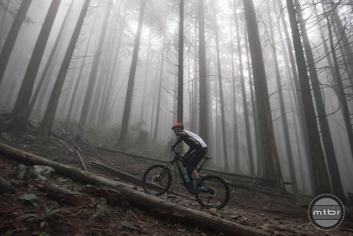 Chasing Trail Geoff Kabush