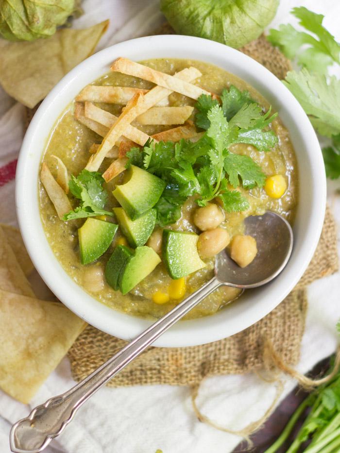 Vegetarian / Vegan / Raw recipes & chat-chickpea-chili-verde-3.jpg