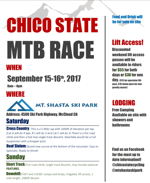 Chico State MTB Races @ Mt Shasta Ski Park Sept 15-16th 2018  XC, DS, DH, ST-chicomtb.jpg