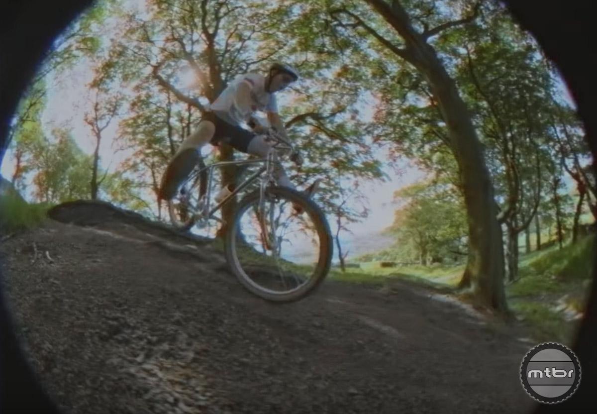 Chris Akrigg nailed it with this retro all terrain biking edit.