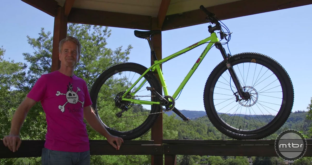 After a long hiatus away from the industry, Chris Chance is making a comeback to bike building.