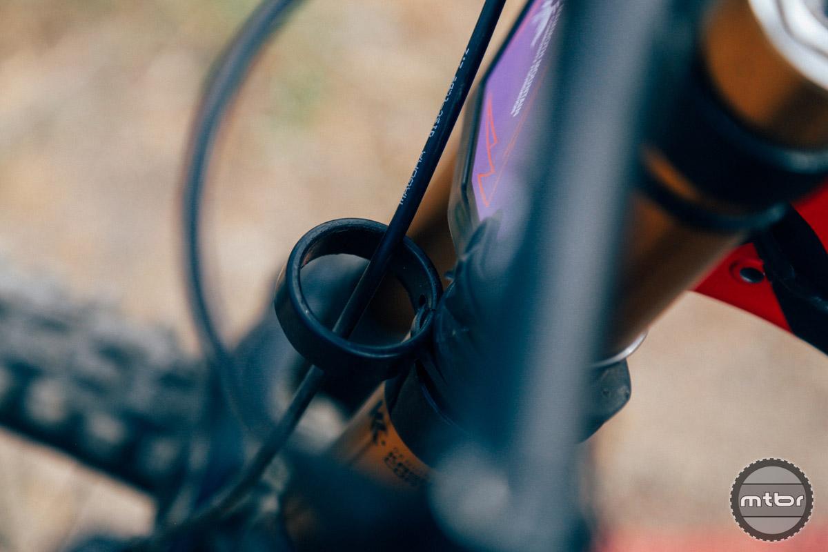 Chris Kovarik Intense M16 Bike Check