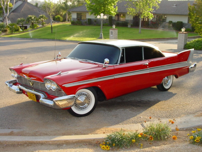 Favorite Movie Cars-christine.jpg