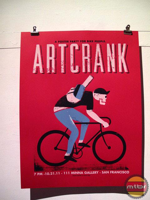 Chrome ARTCRANK Poster