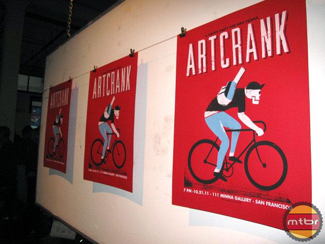 Chrome ARTCRANK Posters