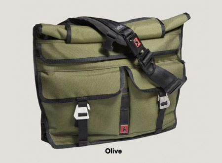 Chrome Lieutenant (olive)