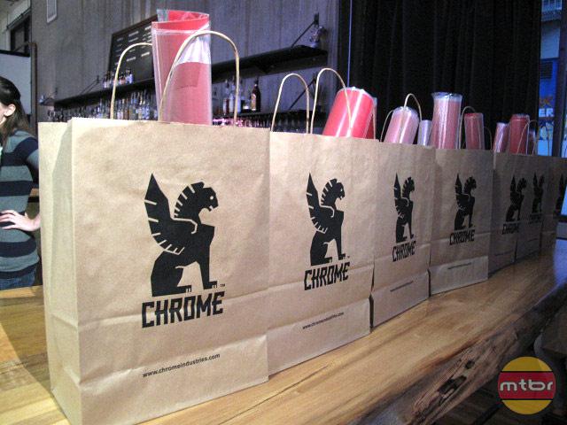 Chrome Swag