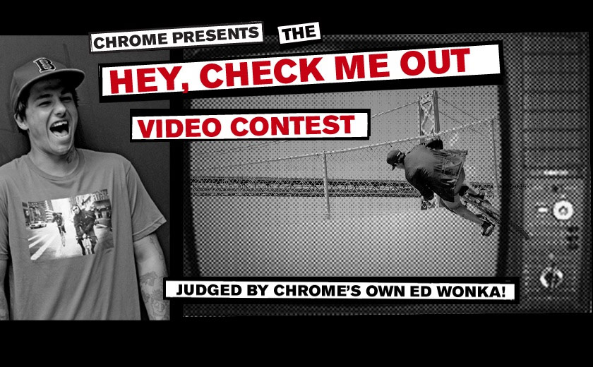 Chrome Video Contest