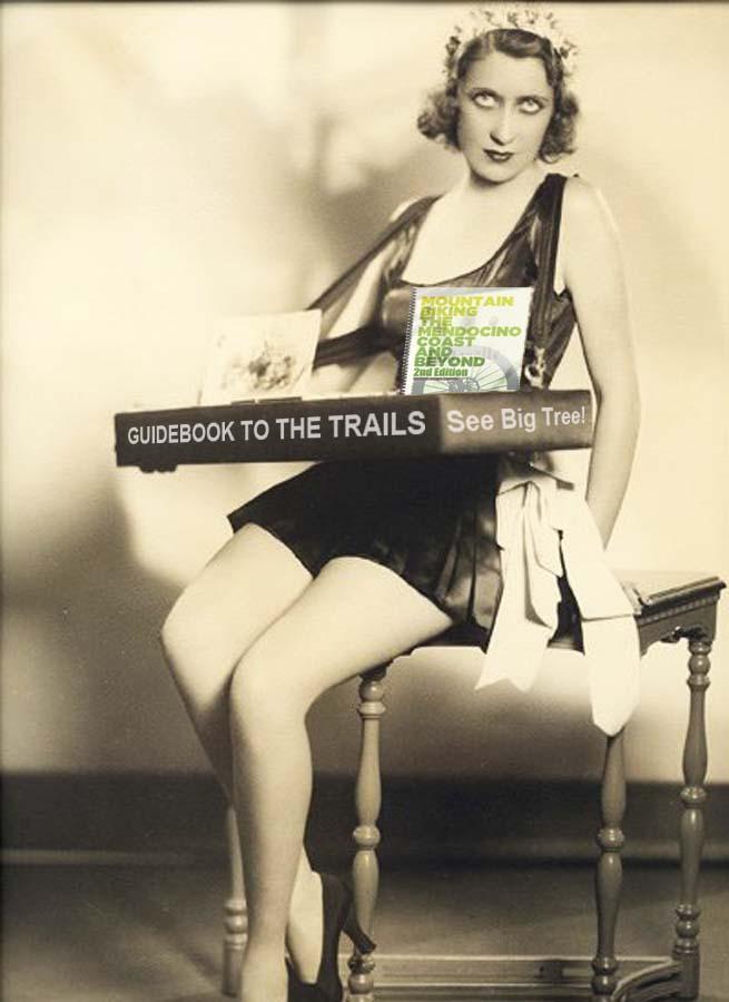 New Guidebook for Mendocino Coast Cometh!-cigarette-girl.jpg