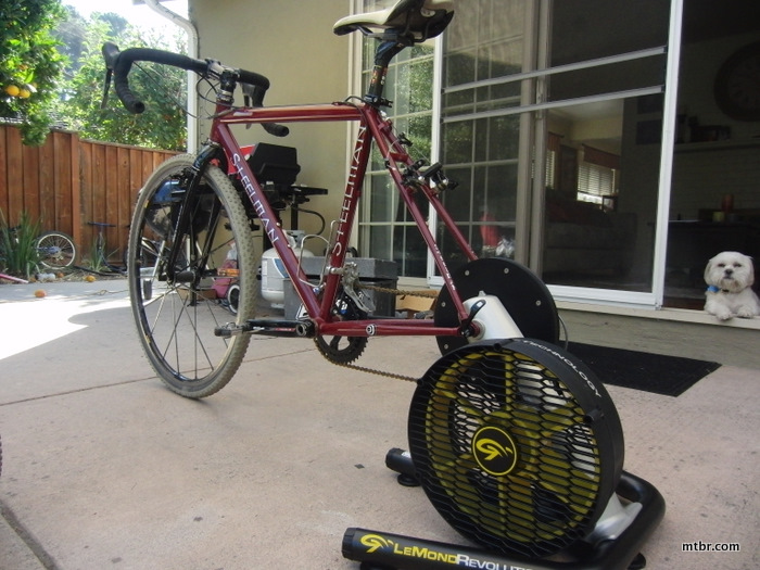 Lemond Revolution Bike Trainer Review