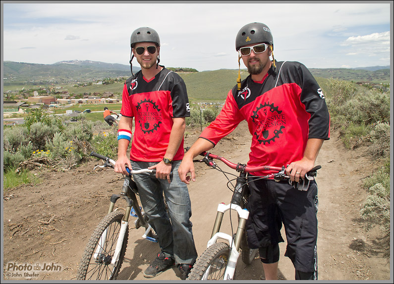 Trailside Bike Park Opens In Park City, Utah Woodruf Bros