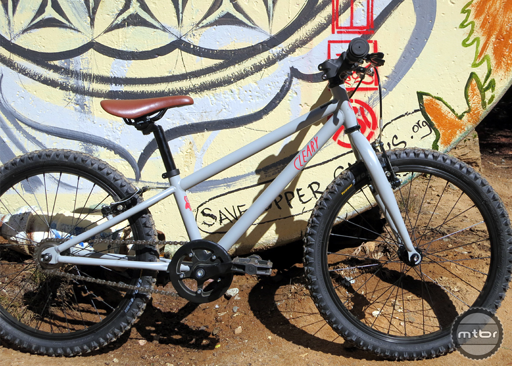 "The Cleary Owl is a 20"" kid's mountain bike."
