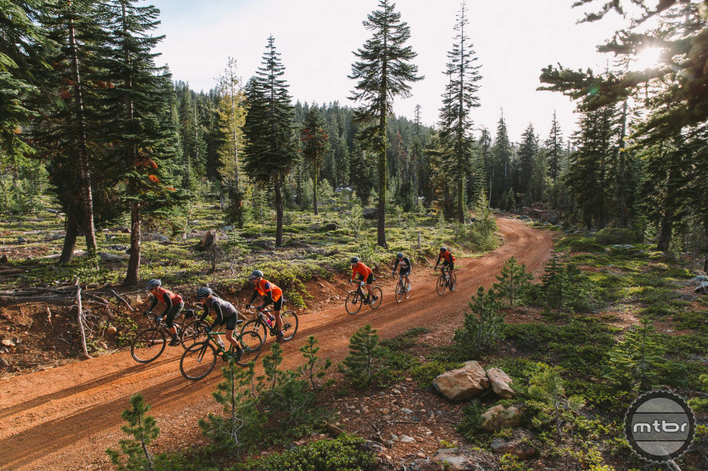 Grinduro brings together the best parts of a gravel grinder and an enduro. Photo by John Watson – The Radavist
