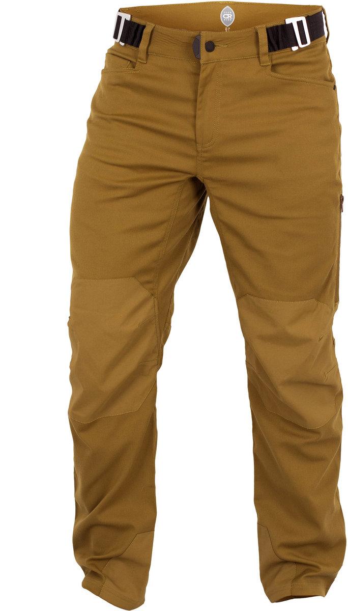 Mountain Bike Pants: Club Ride Gold Rush Pants