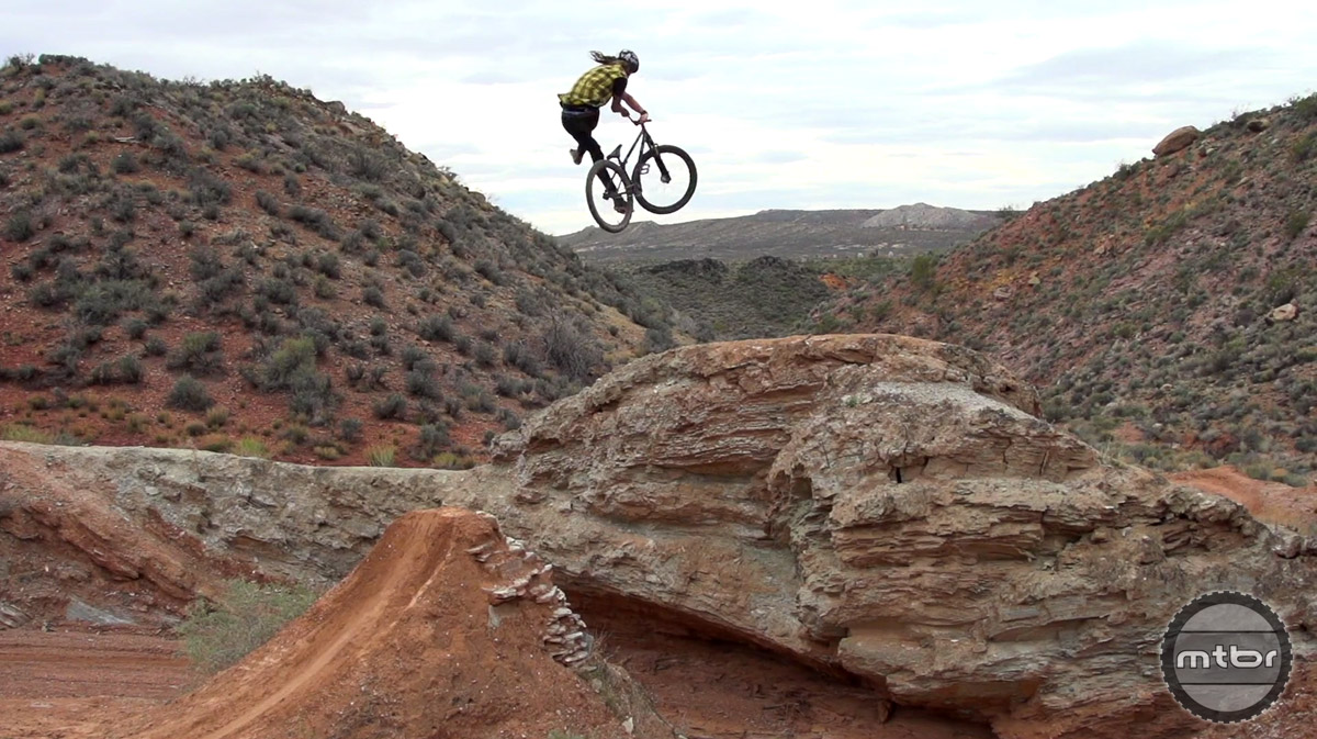 Timeless style and beautiful scenery, what more could you want from a mountain bike edit?