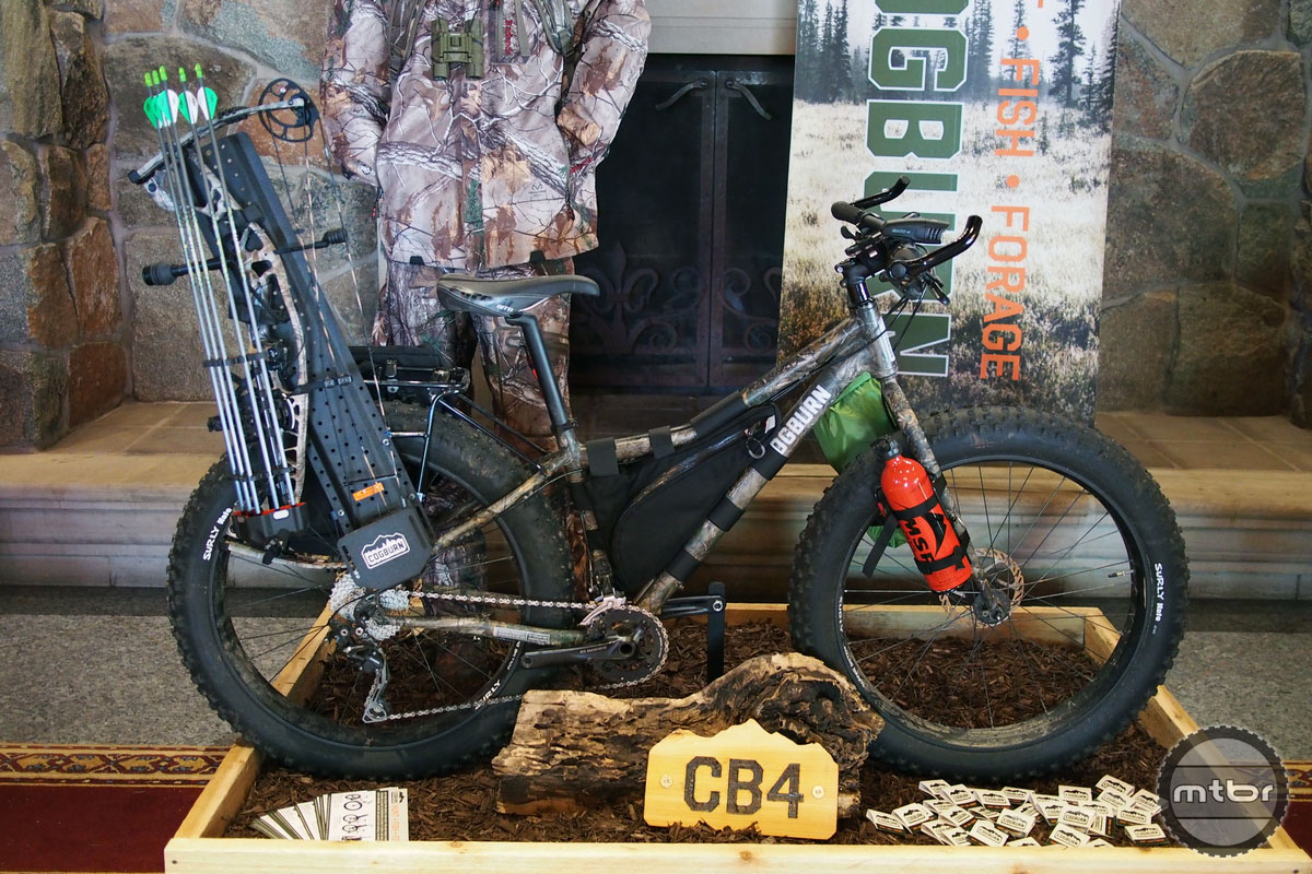Cogburn CB4 Fully Loaded