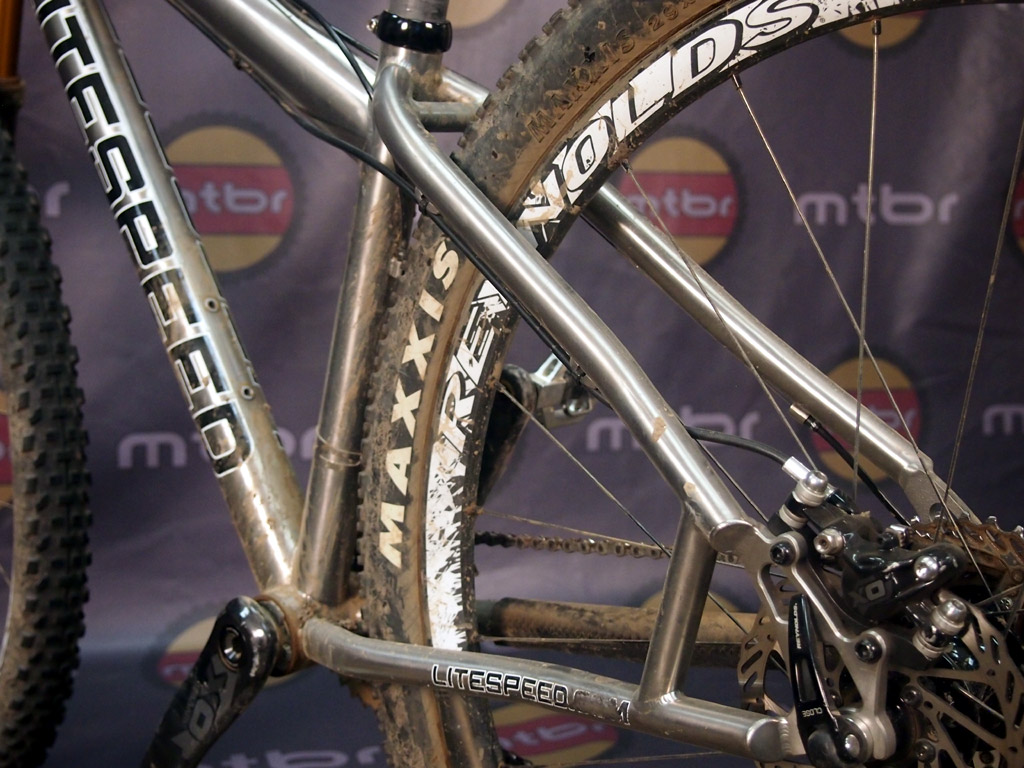 Litespeed Cohutta -rear stays