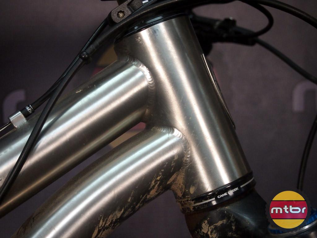 Litespeed Cohutta - welds