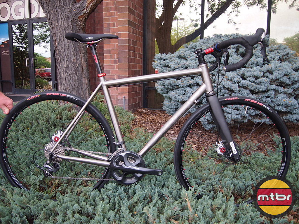 Salsa Cycles - Colossal road bike