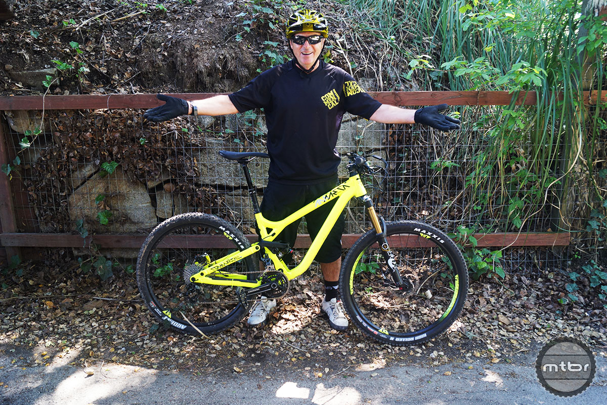 Commencal Max