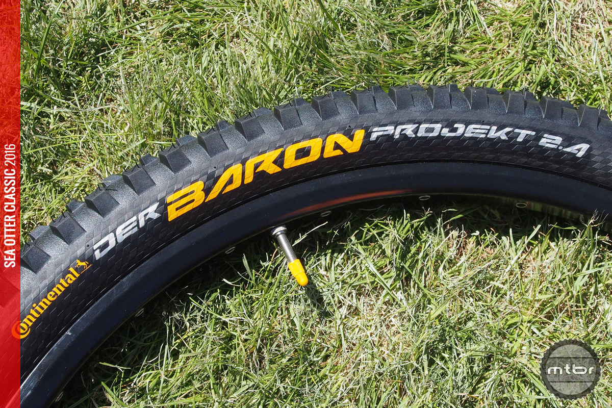 The latest from Continental has extra sidewall armor, but is also still plenty supple.