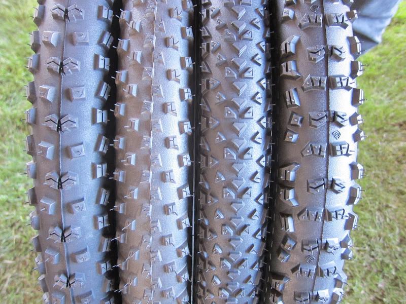"""Conti 2013 - 27.5"""" tire lineup"""