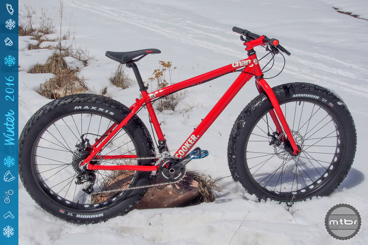 MSRP is $1200, making this a solid entry-level fat bike option.