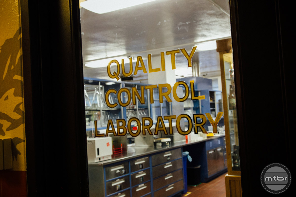 Quality checks include microbiological and analytical testing at random stages.