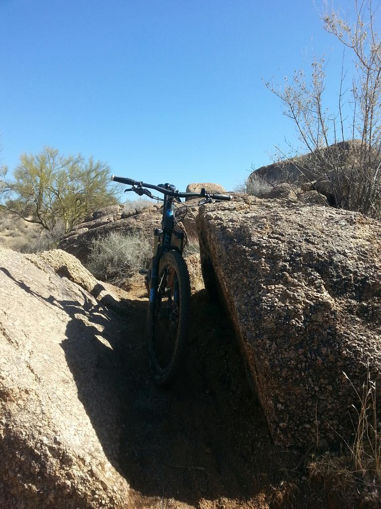 A Critique of the new trails at Brown's Ranch and Pima and Dynamite (and of myself)-coridor-b.jpg