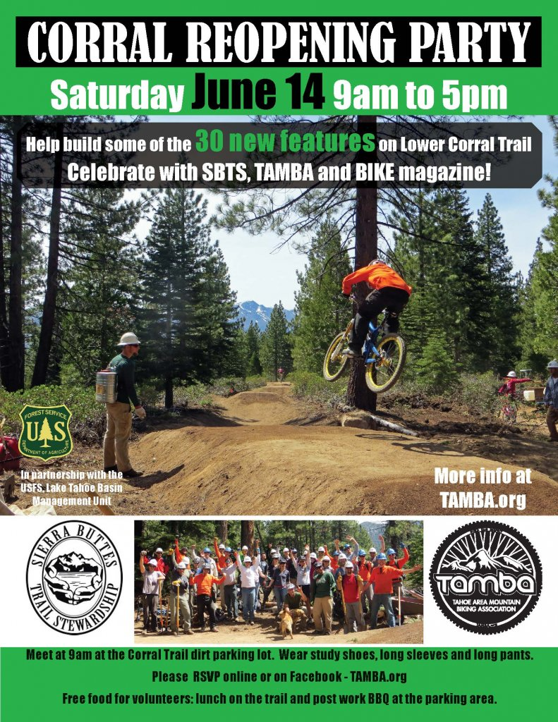 BIKE magazine in Tahoe, come party with us-corralvolunteer-140614.jpg