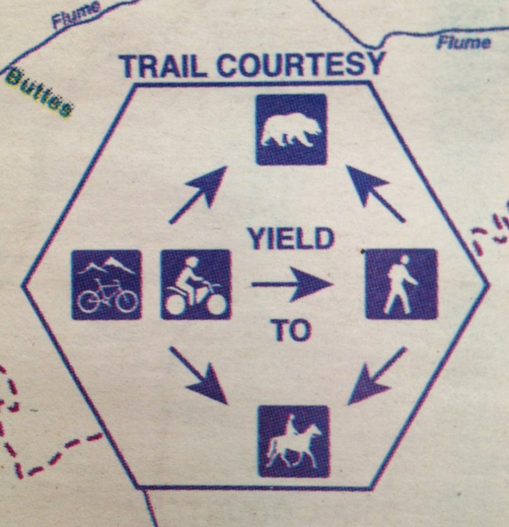 Novato horse riders thrown after run in with mtn bikers. - Page 3 ...