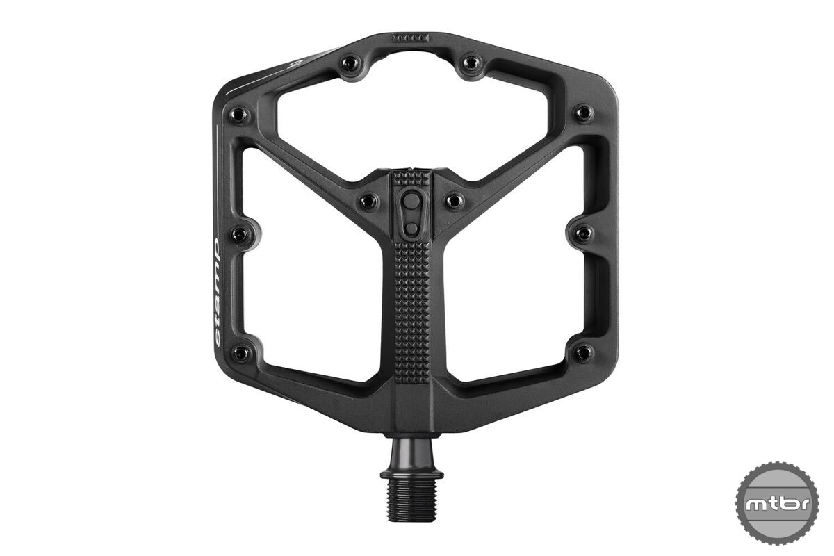 Crankbrothers Stamp 2 Large Matte Black