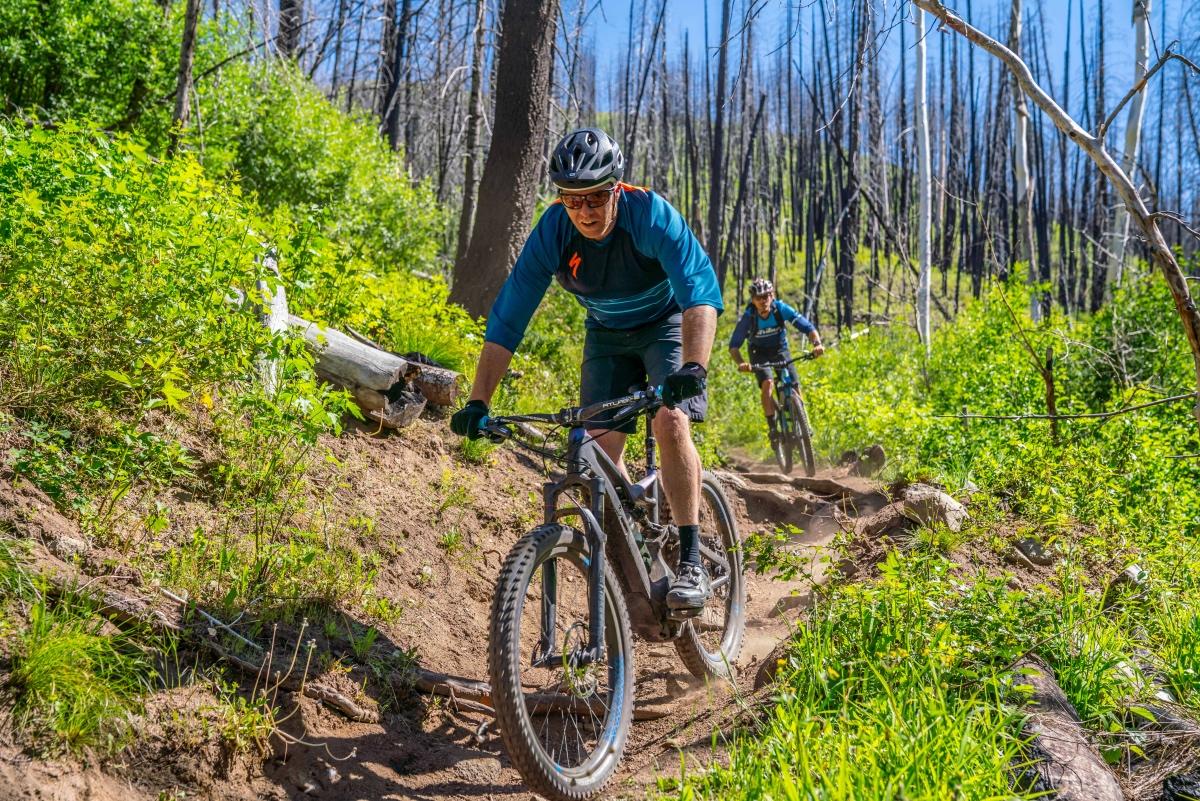E-bike debate heats up at Impact Sun Valley event