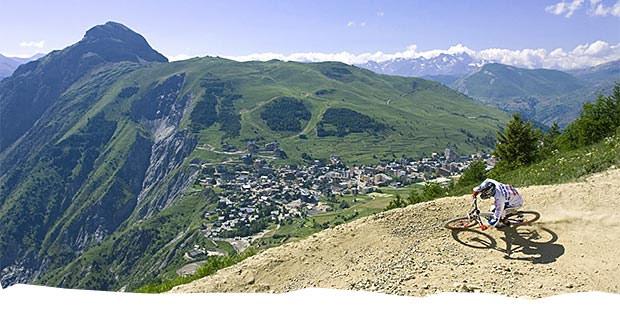 Crankworx, Les 2 Alpes