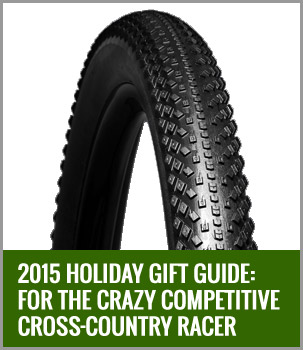 For the crazy competitive cross-country racer