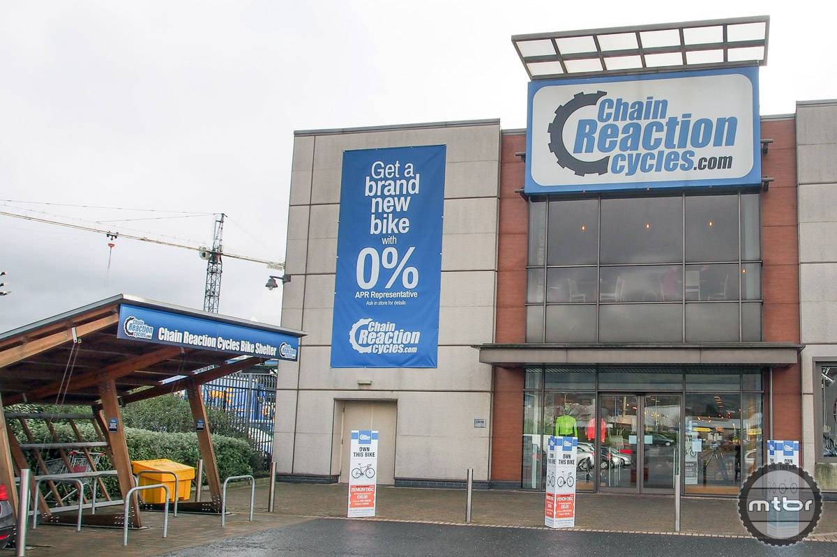 This 10,000-square foot retail store has helped CRC connect to the growing cycling community in Northern Ireland.