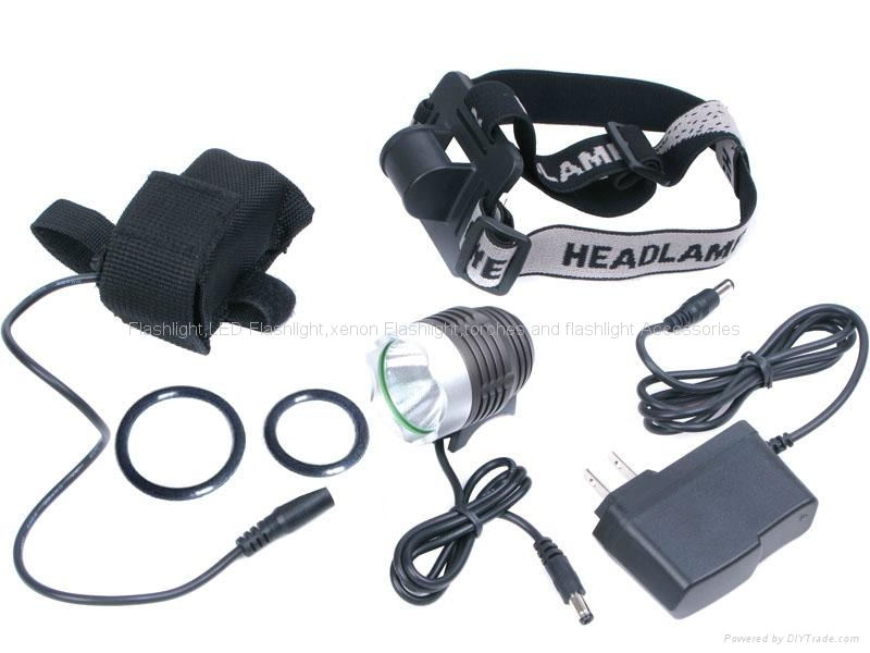 Rechargeable 6000Lm XML T6 LED Head Lamp Front Bike Bicycle Light Headlight UK