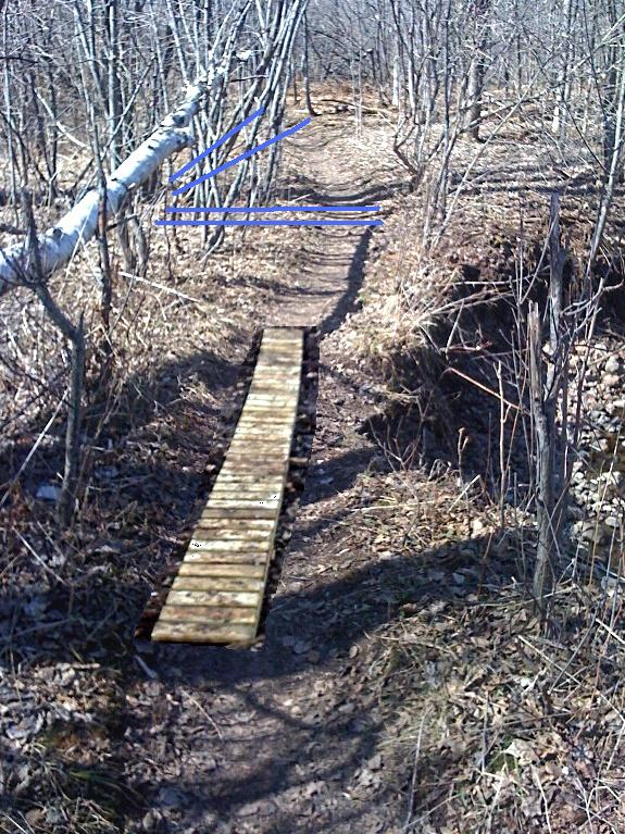 How would you fix this??-creektrail.jpg
