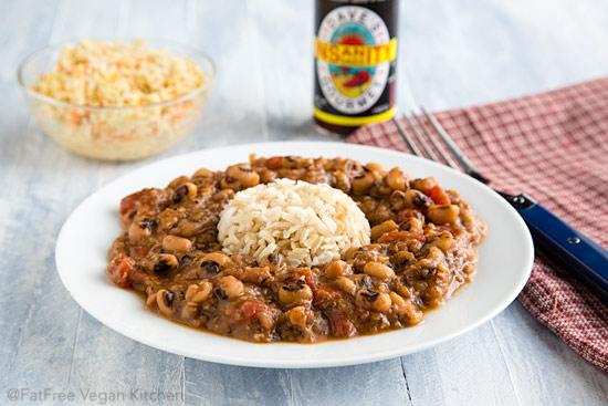 Vegetarian / Vegan / Raw recipes & chat-creole-blackeyed-peas-h.jpg