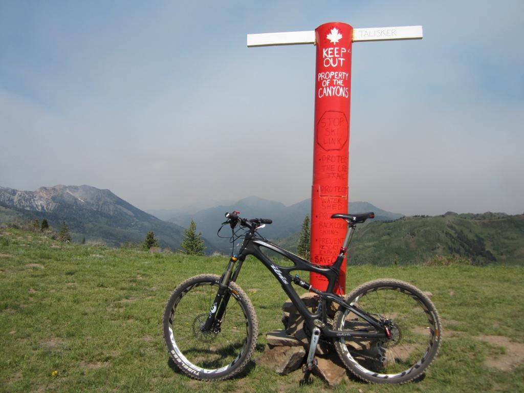Wasatch Crest trail conditions?-crest2.jpg