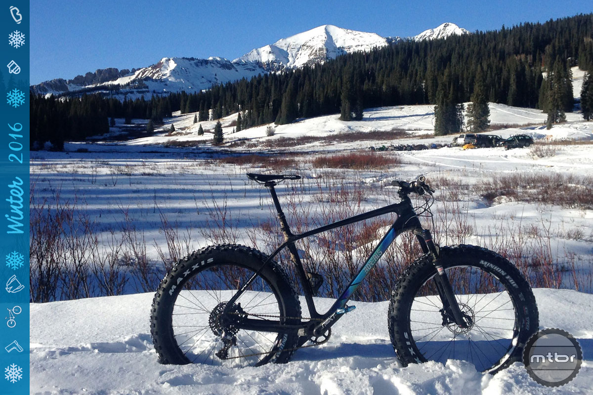 The Crestone has been a loyal companion on many wintertime backcountry adventures.