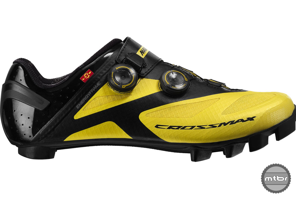 Mavic Crossmax SL Ultimate Shoe