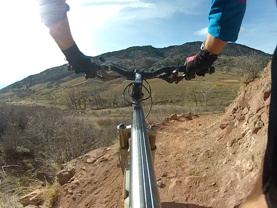 Sick GoPro/Contour pictures (Mountain Biking)-crotchcam.jpg