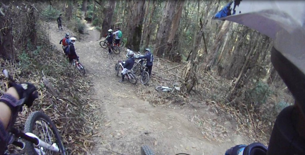 don't you hate that one guy..-crowded-trail.jpg